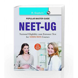 NEET - UG Common Entrance Test Guide (MEDICAL ENTRANCE EXAM) by RPH Editorial Board Book-9789350128138