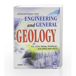 Engineering and General Geology by Parbin Singh Book-9789350142677
