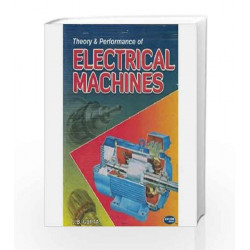 Theory & Performance of Electrical Machines by JUDITH MARSHALL Book-9789350142776