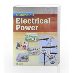 A Course in Electrical Power by JUDITH HIPSKIND COLLINS Book-9789350143742