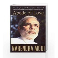 Abode of Love by Narendra Modi Book-9789350642382