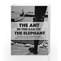 The Ant in the Ear of the Elephant by Minnie Vaid Book-9789350643969