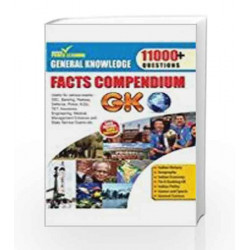 Facts Compendium 2015 GK by Devesh Sonkar Book-9789350838761