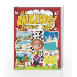 My Amazing Activity Book by Dreamland Publications Book-9789350891117