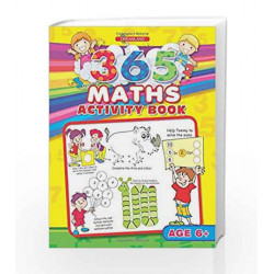 365 Maths Activity by Dreamland Publications Book-9789350891216
