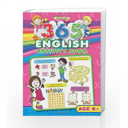 365 English Activity by Dreamland Publications Book-9789350891223