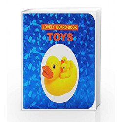 Lovely Board Book Toys by Dreamland Publications Book-9789350893326