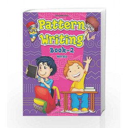 Pattern Writing Book Part - 2 by Dreamland Publications Book-9789350895702