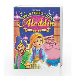 World Famous Tales - Aladdin by Dreamland Publications Book-9789350896822