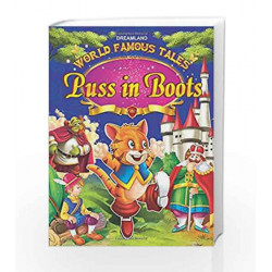 World Famous Tales - Puss In Boots by Dreamland Publications Book-9789350896853