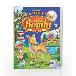 World Famous Tales - Bambi by Dreamland Publications Book-9789350896907
