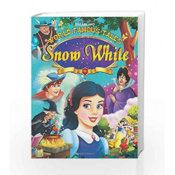 World Famous Tales - Snow White by Dreamland Publications Book-9789350896914