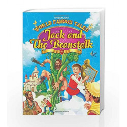 World Famous Tales - Jack & The Beanstalk by Dreamland Publications Book-9789350897010