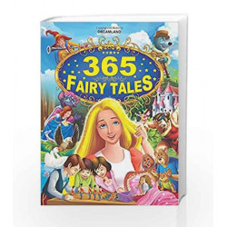 365 Fairy Tales by Dreamland Publication Book-9789350899199