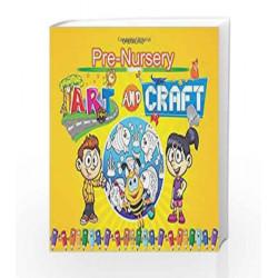 Pre-Nursery Art & Craft by Dreamland Publications Book-9789350899267