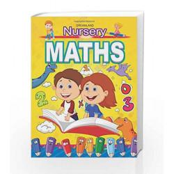 Nursery Maths by Dreamland Publications Book-9789350899380