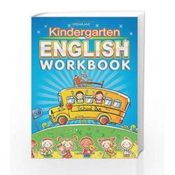 Kindergarten English Work Book by Dreamland Publications Book-9789350899533