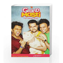 Grand Masti - Fun Never Ends (Harlequin Spice) by Neha Puntambekar Book-9789351062462