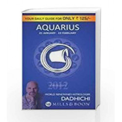 Aquariaus by Dadhichi Book-9789351062639
