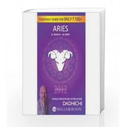 Aries by Dadhichi Book-9789351062653