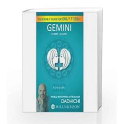 Gemini by Dadhichi Book-9789351062677