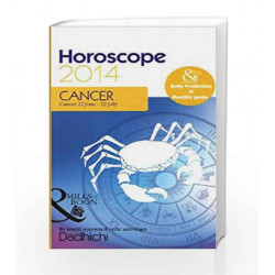 Cancer (Mills and Boon Horoscope) by Dadhichi Book-9789351062684