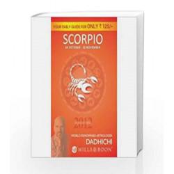 Scorpio by DALAI LAMA Book-9789351062721