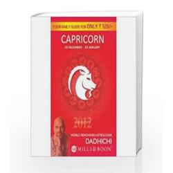 Capricorn by Dadhichi Book-9789351062745