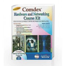 Comdex Hardware and Networking Course Kit: Revised & Upgraded by Vikas Gupta Book-9789351192657