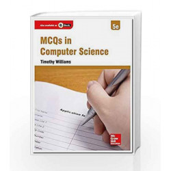 Mcqs in Computer Science by Williams Book-9789351342496