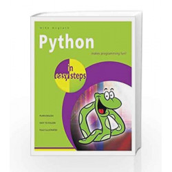 Python by OSHO Book-9789351343080