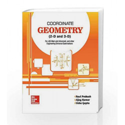 Co-Ordinate Geometry (2-D and 3-D) by Ajay Kumar Book-9789351343561