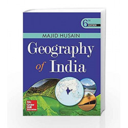 Geography of India (Old Edition) by Omarosa Book-9789351343578