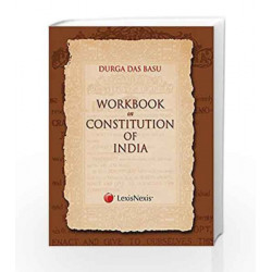 Workbook On Constitution Of India by D.D. Basu Book-9789351432500
