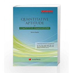 Quantitative Aptitude For Competitive Examinations by Varun Gupta Book-9789351435679