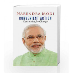 Convenient Action-Continuity For Change by Narendra Modi Book-9789351436829