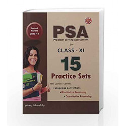 PSA 15 Practice Sets for Class - 10 by GKP Book-9789351442585