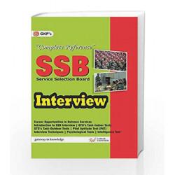 SSB Interview by GKP Book-9789351444244