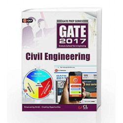 Gate Guide Civil Engg. 2017 by GKP Book-9789351448402