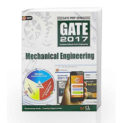 Gate Guide Mechanical Engg. 2017 by GKP Book-9789351448419