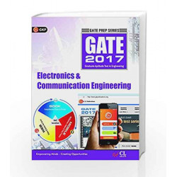 Gate Guide Electronics & Communication Engg. 2017 by GKP Book-9789351448433