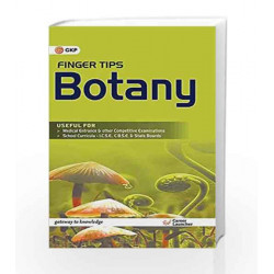 Formula At Finger Tips In Botany by GKP Book-9789351448495