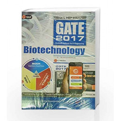 Gate Guide Biotechnology 2017 by GKP Book-9789351448716