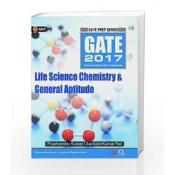 Gate Guide Life Science Chemistry & General Aptitude: 2017 by GKP Book-9789351448761