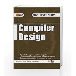 Quick Learn Series Compiler Design by GKP Book-9789351449072