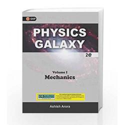 Physics Galaxy Mechanics - Vol. 1 by GKP Book-9789351449379