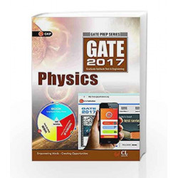 GATE Guide Physics 2017 by GKP Book-9789351449621