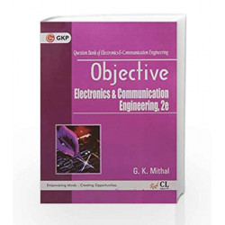 Objective Electronics & Communication Engineering by G.K. Mithal Book-9789351449768