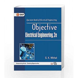 Objective Electrical Engineering by G.K. Mithal Book-9789351449775