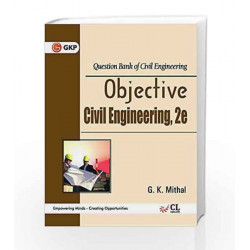 Objective Civil Engineering by G.K. Mithal Book-9789351449799